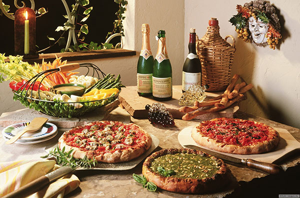 Party- Snacks.Pizza