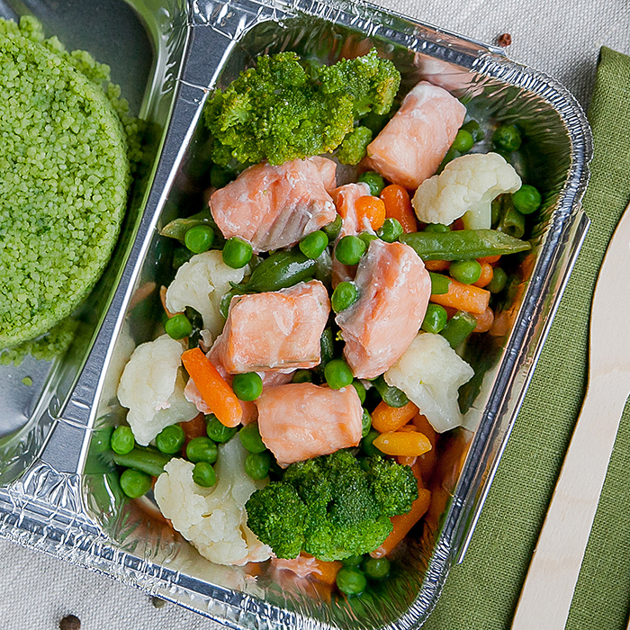 "Vegetarische Gerichte beim Office - Catering"" class="