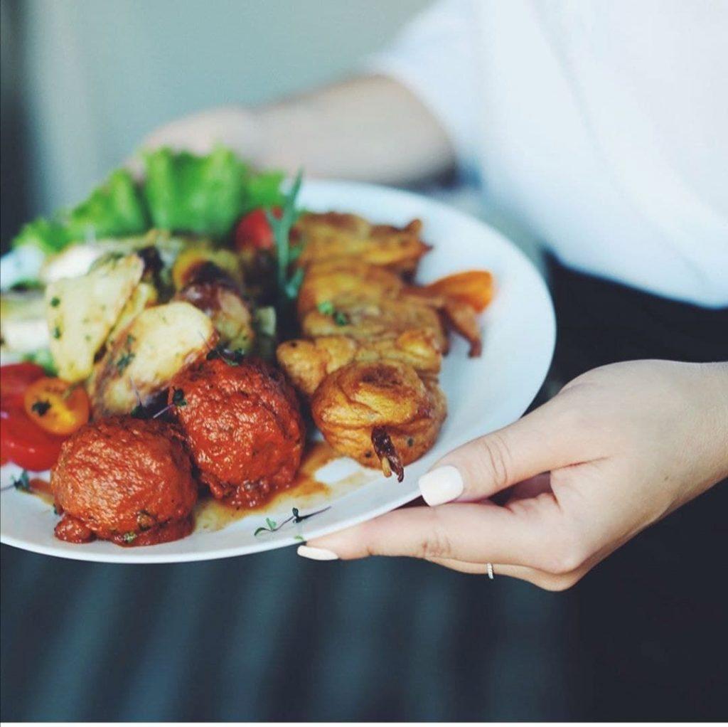 vegetarisches Catering für jeden Geschmack