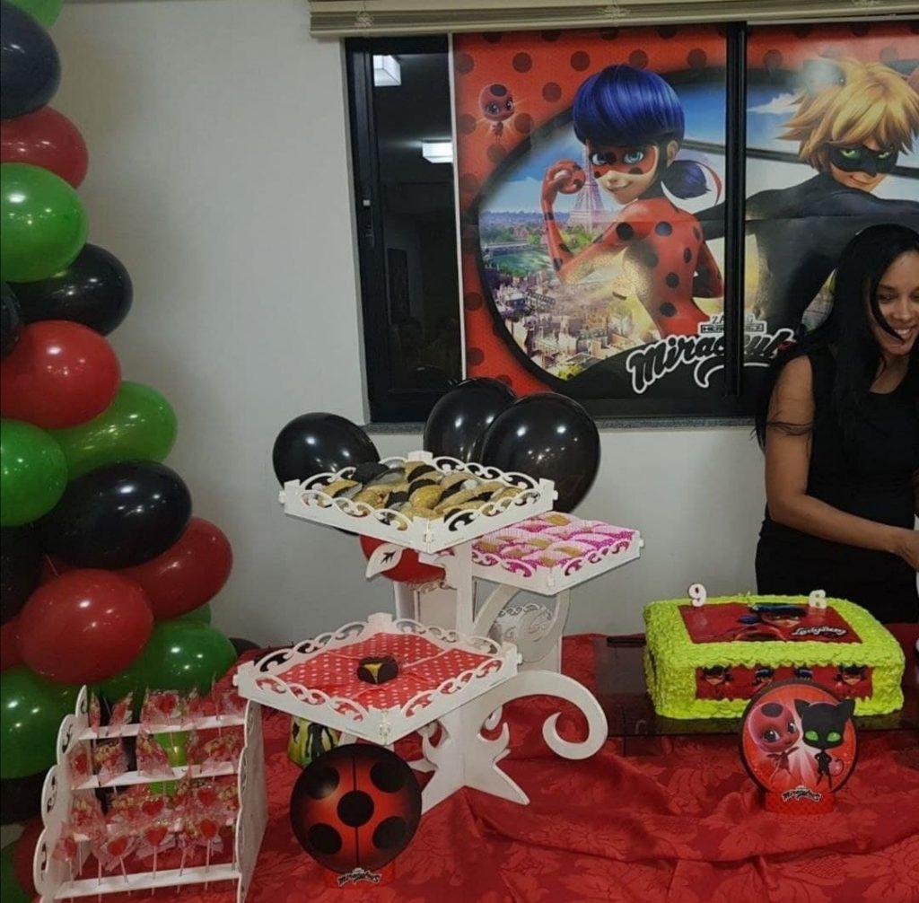 Organisation des Kinderfestes