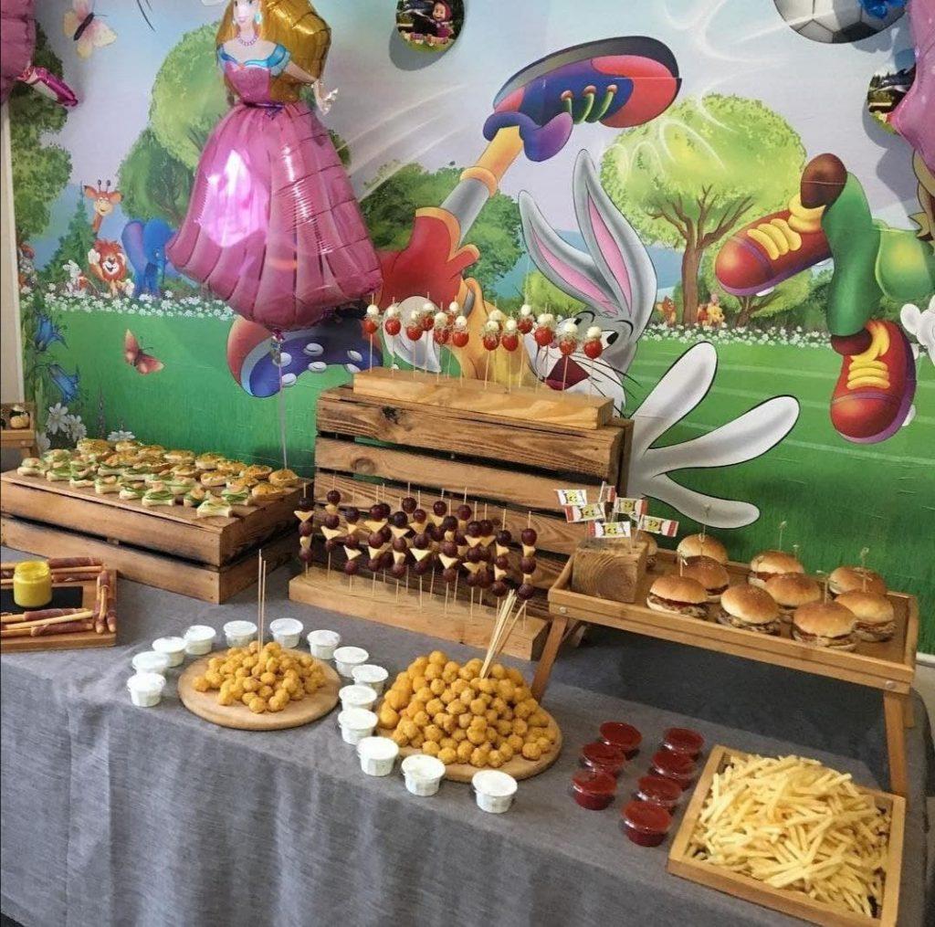 Catering fürs Kinderfest